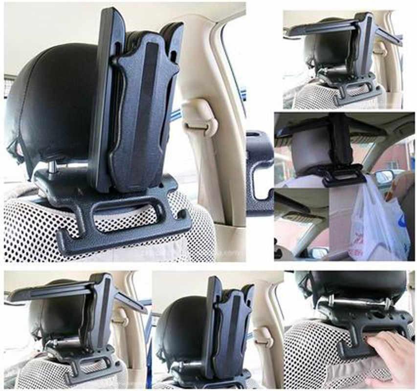 سيارة الشماعات للملابس بدلة معطف قابلة مريحة كرسي مقعد تخزين حامل الرف آمنة مقبض إمساك متعددة الوظائف