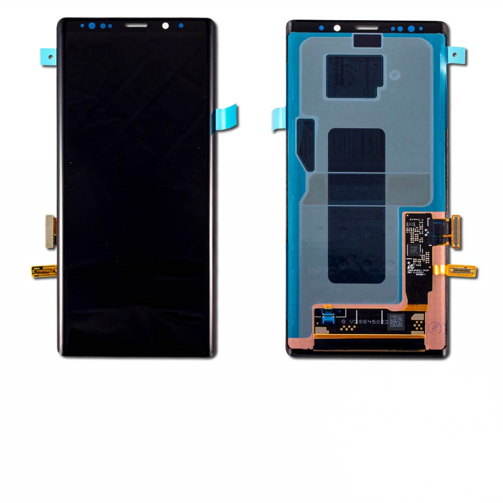 100% SUPER AMOLED Note 9 LCD For Samsung Galaxy Note9 LCD With Frame SM-N960F N960F/DS Display Touch Screen Dead Spot Dot Point
