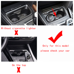 Image 3 - 10w car qi wireless charging phone charger charging plate phone holder for BMW F30 F31 F32 F33 F34 F35 F36 F82 M4 accessories