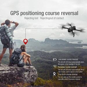 Image 5 - Drone GPS ZWN SG906 / SG906 Pro, avec caméra Wifi FPV 4K HD, quadrirotor sans brosse à cardan, auto stabilisant à deux axes