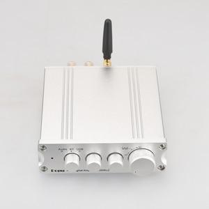 Image 4 - HIFIDIY LIVE A10 HiFi 2.0 Full Digital Audio Power Amplifier 100W Bluetooth 5.0 Independent Decode USB Interface Dual TPA3116