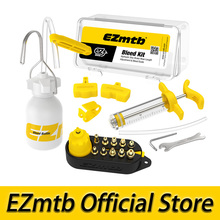 2018 newest ezmtb bleed kit Advanced Version for shimano&Magura&hope&tektro&sram&avid&formula&hayes bicycle brake