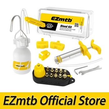 2018 newest ezmtb bleed kit Advanced Version for shimano&Magura&hope&tektro&sram&avid&formula&hayes bicycle brake