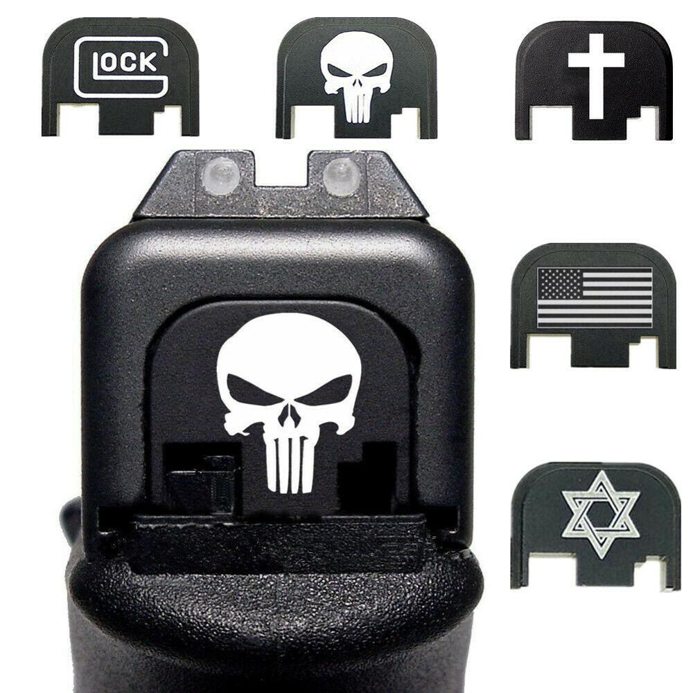 Magorui Rear Cover Plate For Glock Gen 1-4 Fits All Models Magazine Accessories