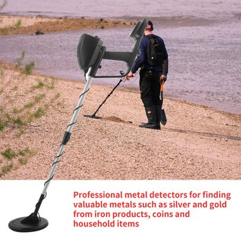 pinpoint metal detector sale md 4030 professtional underground metal detector pinpointer gold detectors jewelry treasure hunter Professional MD-4030 Portable Lightweight Underground Metal Detector Adjustable Gold Detectors Treasure Hunter Tracker Seeker