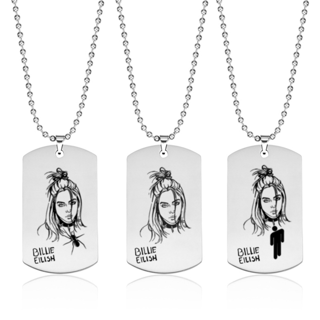 BILLIE EILISH LEKUA (3 VARIAN)