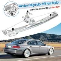 51358212100 E46 Traseira Direita Poder Regulador Da Janela Para BMW 323i 325i 328i 330i 1999 2000 2001 2002 2003 2004 2005 Sem Motor