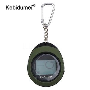 Image 1 - Kebidumei Mini GPS นำทาง USB ชาร์จ GPS Location Tracker เข็มทิศสำหรับปีนเขาท่องเที่ยวกลางแจ้ง
