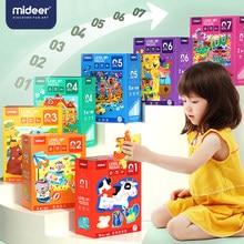 Micerf enfant Puzzle Montessori Puzzle éducatif avancé grande pièce Puzzle bébé enfant en bas âge éducation jouets développement du cerveau
