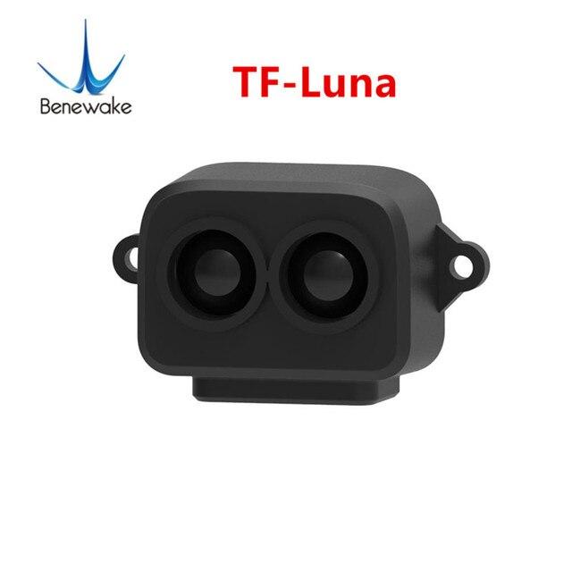 Benewake tf ルナlidarセンサー範囲ファインダーモジュールシングルポイントマイクロ測距モジュールarduinoのためpixhawk 5v iic uart