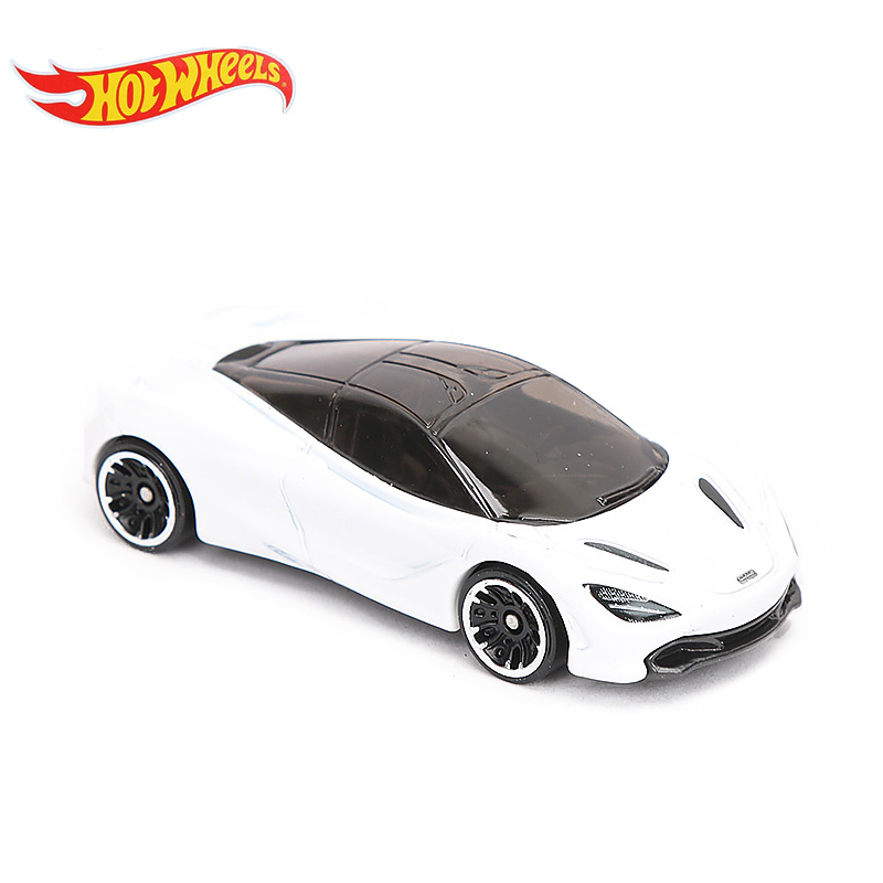 Original 1:64 Hot Wheels Cars Alloy Toy Model Collection Hotwheels MCLAREN Fast And Furious Diecast Sport Car Toys For Boy 8P