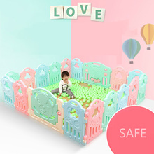 Free Shipping Baby Fence Game Play House Baby Crawling