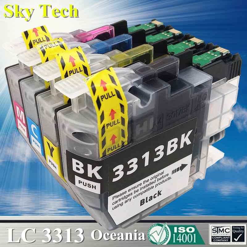 Quality Compatible Ink Cartridge For LC3313 LC3311 , For Brother DCP-J772DW / MFC-J491DW / MFC-J890DW Etc [Oceania]
