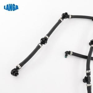 Image 3 - Inyector diésel para mercedes benz OM642 V6, tubo de escape, tubos de retorno de combustible, 6420705532, A6420705532, 0840071