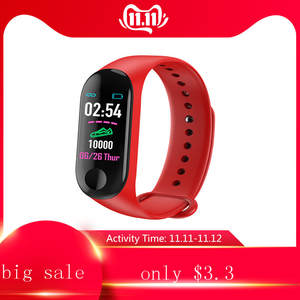 Monitor Bracelet Smart-Pedometer-Band Step-Counter Fitness-Tracker Waterproof Plus Blood-Pressure