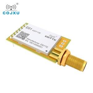 Image 4 - 433MHz TCXO Modbus daleki zasięg ebyte E61 433T17D bezprzewodowy nadajnik/odbiornik moduł rf danych UART odbiornik moduł rf