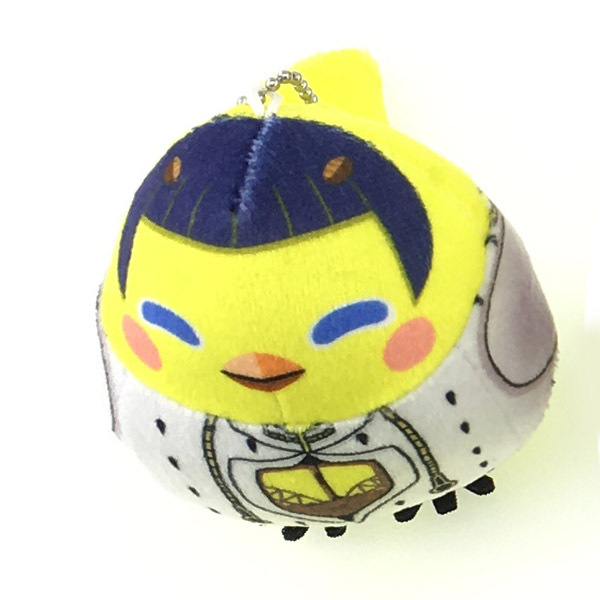 JoJo/'s Bizarre Adventure Cosplay Cute Chick Mini Plush Doll Pendant Dango Toy