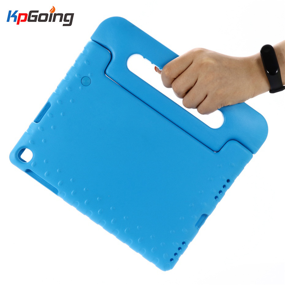 For Samsung Galaxy Tab A 10.1 2019 Case Kids SM-T510 T515 Shockproof EVA Full Body Cover Handle Stand Case For Child Safe Fundas