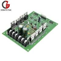 듀얼 DC 모터 드라이버 보드 H-브리지 PWM DC 모터 드라이브 모듈 MOSFET IRF3205 12V 24V 10A 피크 30A 브레이크 기능 포함