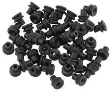Sellos de Cable negro para conectores de la serie Sumitomo MT - HM 090, unids/lote, 50/100/200/300/500/1000, unids/lote, 7160-8234