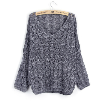 Bonjean Knitted Tops Jumper Autumn Winter Casual Pullovers Sweaters Women Shirt Long Sleeve Short Slim Tight Sweater Girls knitted tops jumper broken lace casual high neck pullovers sweaters women shirt long sleeve short slim tight sweater girls