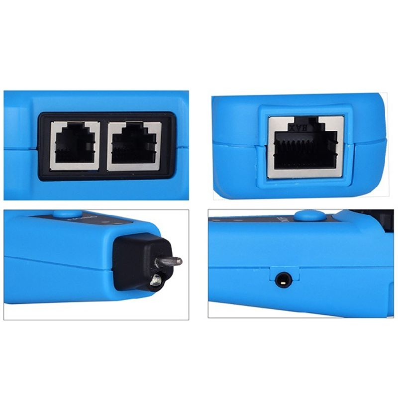 Wire Tracker Ethernet LAN Network Cable Detector for Collation Continuity Checking 5
