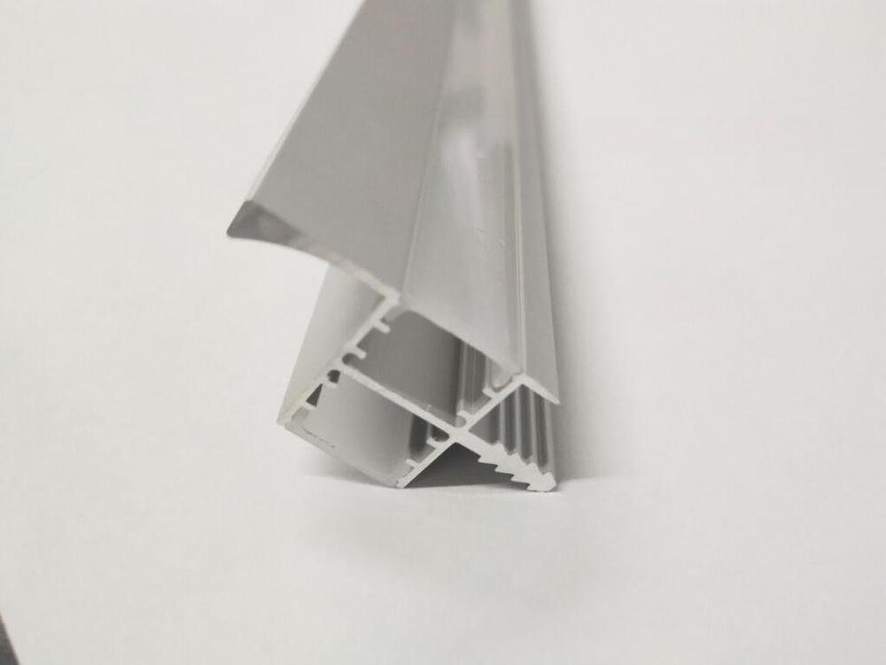 Envío Gratis nuevo diseño de perfiles de aluminio LED empotrado Luz lineal canal de extrusión de aluminio para techos de yeso 2 m/unids Mezclador de línea de 4 canales portátil de Audio Duk para grabación de estudio en Directo Mini mezclador de Audio estéreo Grabación de consola de estudio en Directo pasiva