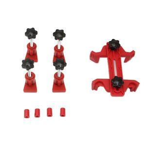 Image 2 - Support de verrouillage darbre à cames, ensemble doutils de verrouillage de synchronisation de moteur de voiture E7CA 5 pièces