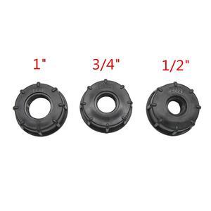 """Image 3 - Conector de 1/4 """"1"""" para fêmea, adaptador para rosca ibc, conector para torneira de água, acessórios de substituição para jardim, conexão de irrigação ferramentas,"""