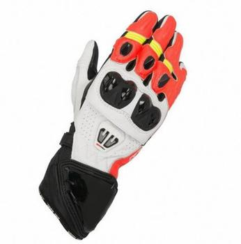 Hot Sales!Alpin GP Pro R2 Leather Track Mens Motorcycle Motorbike Gloves NEW