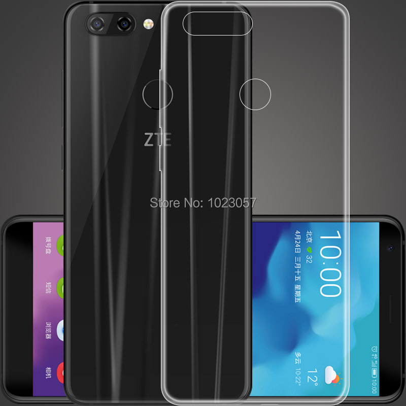 ZTE Blade V9 Soft Case For ZTE Blade V9 Vita Ultra Thin Clear Transparent Soft Silicone TPU Case Cover ZTE Blade V9 Vita