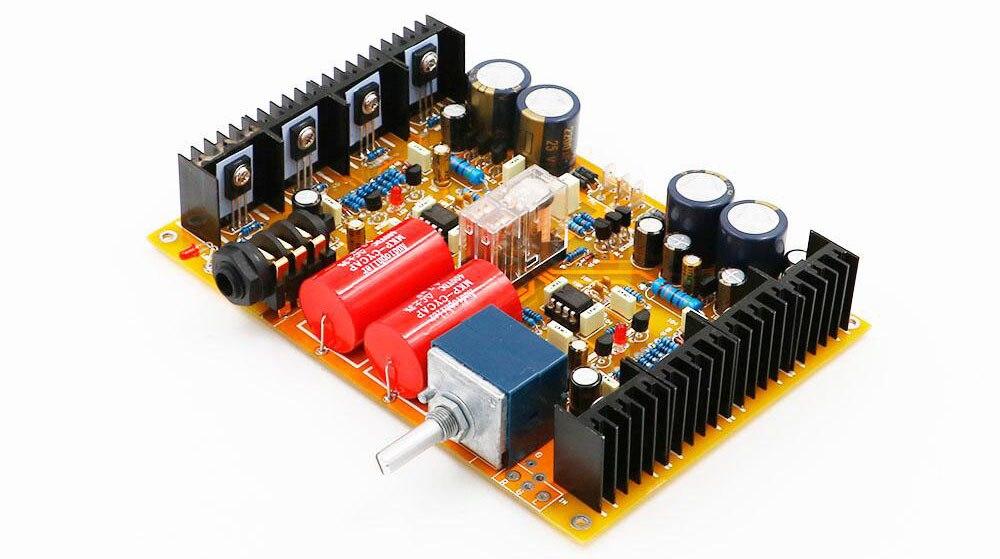 Amplificatore DIY in KIT per cuffie ad alta impedenza H8b060ae3385741eca081760208a8878dE