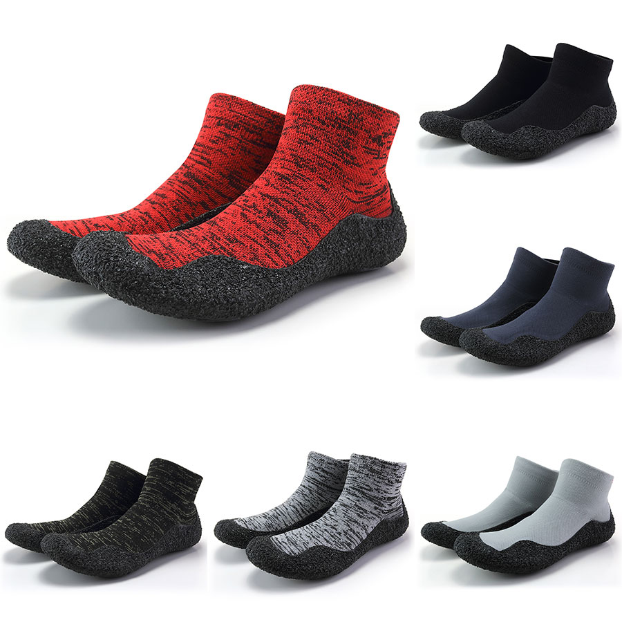 Men Women Water Sports Shoes Breathable Quick Dry Aqua Wading Beach Sneakers Ourdoor Upstream Unisex Barefoot Socks Shoes 46 47