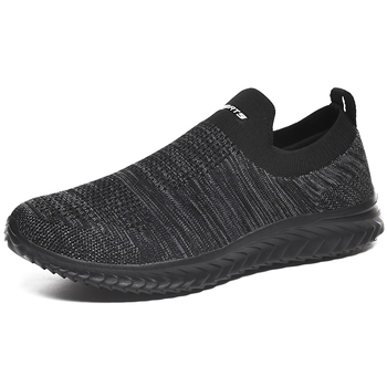2020 Mens Casual Shoes Men Slip-on Sock Sneakers Breathable Light Leisue Walking Jogging Running Shoes Tenis Masculino Adulto lin king comfortable women casual shoes fashion breathable running walking swing shoes slip on ladies sneakers tenis feminino