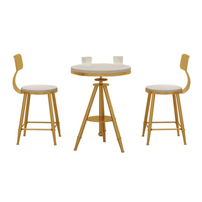 Nordic Restaurant Chairs Cheap Modern Dining Chairs Light Extravagant Cafe Chair Gold Metal Chair Living Room Furniture Cadeira