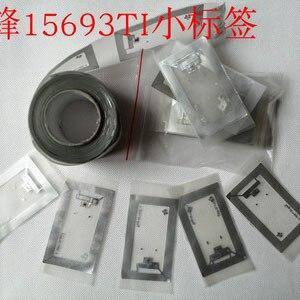 Image 1 - Rfid Hf Tags Droog Inlay Ti Tag 2K 38*23Mm ISO15693 5 Stks/partij