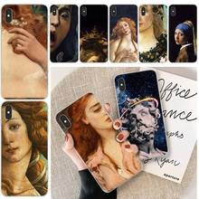 Art Paintings Newly Arrived Black Cell Phone Case For iphone 6 6s plus 7 8 plus X XS XR XS MAX 11 11 pro 11 Pro Max Cover offeier cute hippo newly arrived black cell phone case for iphone 5c 6 6s 7 8 plus x xs xr xs max 11 11 pro 11 pro max