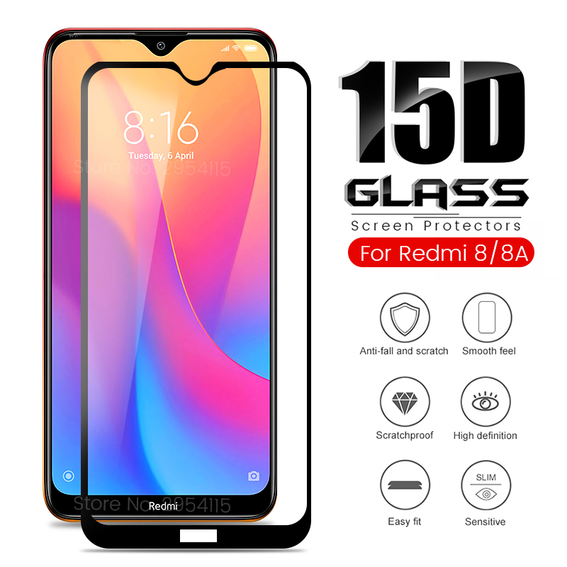 Tempered Glass For Xiaomi Redmi 8a Protective Glass For Redmi 8 A A8 On Xyomi Xaomi Xiomi Redmi8a Redmi8 Armor Safety Film Cover
