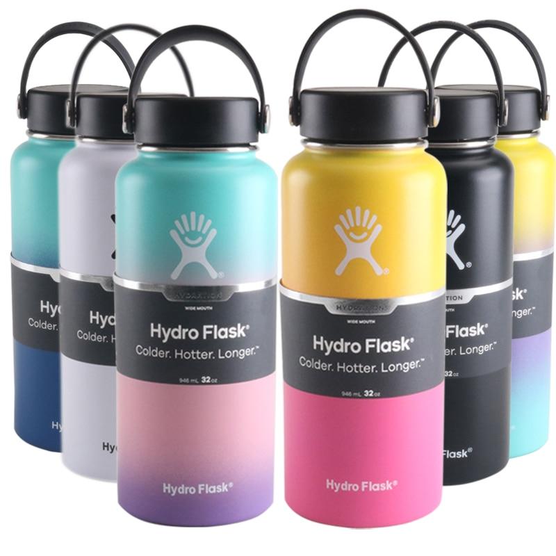 Stainless Steel Water Bottle…