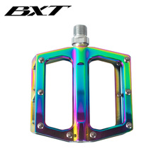 Bicycle Pedal MTB Good Grip Flat Pedal Ultralight Alloy Bearings And Downhill Downhill