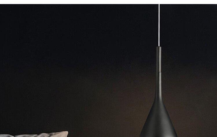 do quarto loft decoração casa lâmpada pendurada