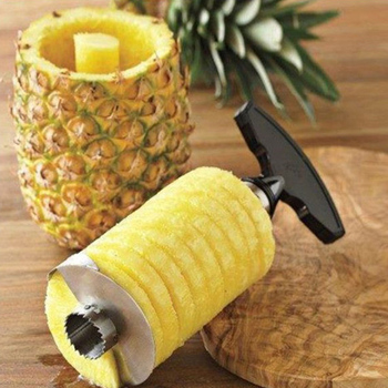 Stainless Steel Pineapple Slicer 2