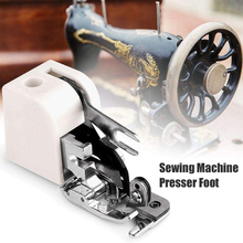Side Cutter Overlock Sewing Machine Presser Foot Feet Attachment For All Low Shank Singer Household Sewing Tools DIY Accessories 42 pieces diy sewing part tools household presser feet sets sew accessories multi function machine for domestic sewing machine