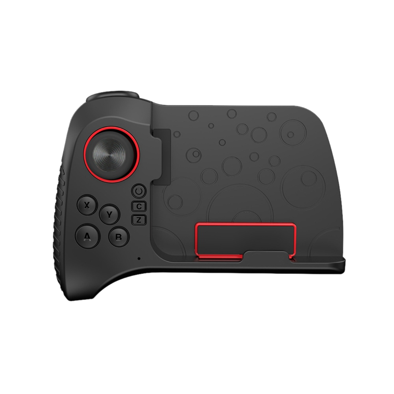 G5 One-Hand Side Bluetooth Gamepad Button + Joystick Operation For Smart Android4.0+/Ios11.0+ Mobile Phone