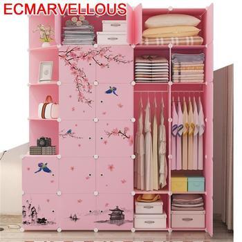 Mobilya Armario Tela Moveis Meuble De Rangement Ropero Armoire Chambre Garderobe Cabinet Guarda Roupa Mueble Closet