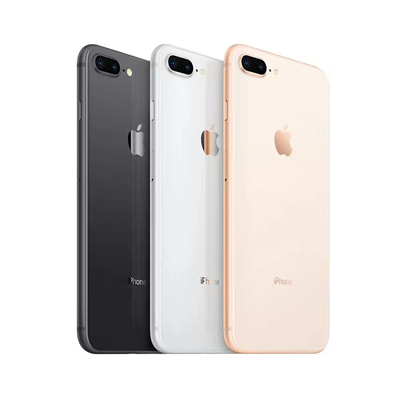 Original Unlocked Apple iPhone 8/8 Plus RAM 64/256GB IOS Fingerprint Used iPhone LTE 4G 12.0MP Hexa Core Cellphone