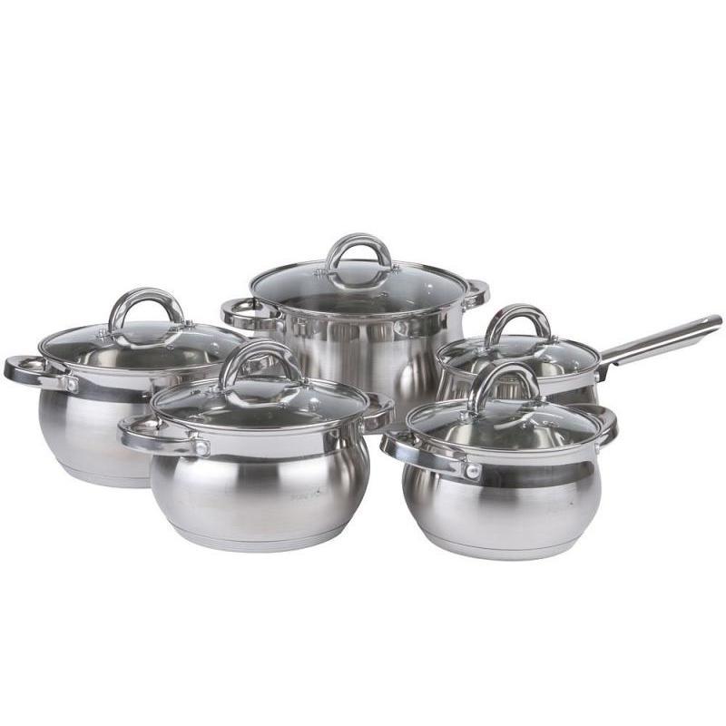A Set Of pans POMI DORO, Levita, 10 items стоимость