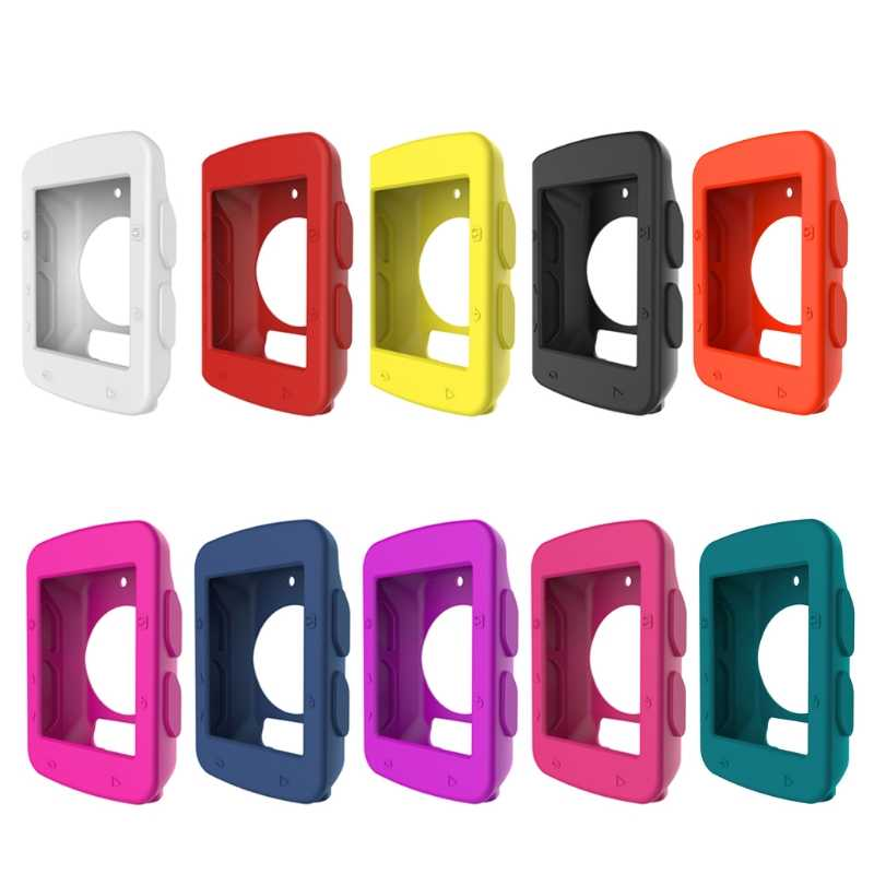 Multicolor Silicone Skin Case Cover Voor Garmin Edge 520 Gps Fietscomputer