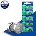 5 шт. для Sony Оригинал 1,55 V 364 SR621SW V364 SR60 SR621 AG1 часы батарея Серебряная оксидная Кнопка монета батареи сделаны в Японии