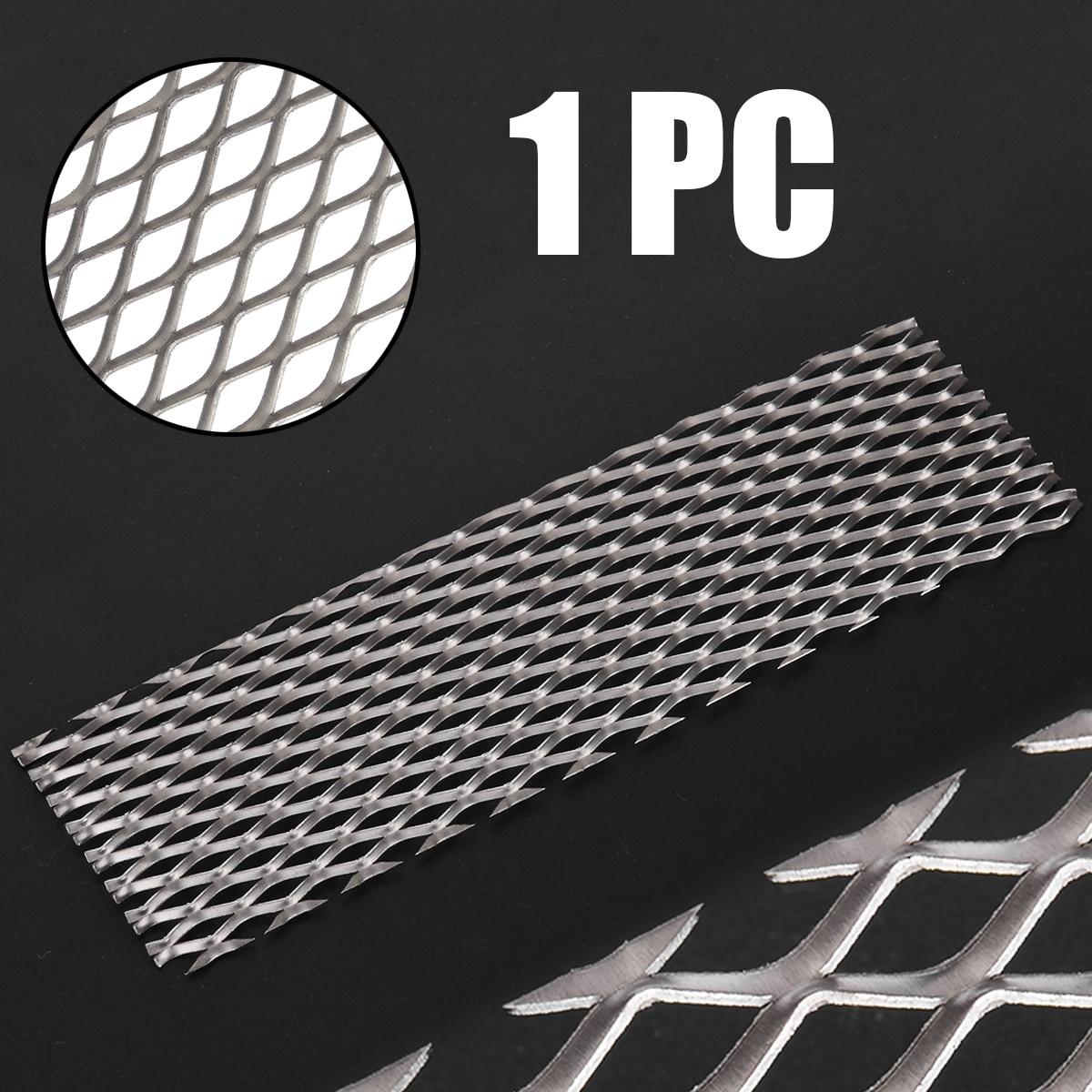 1pc New Titanium Mesh Sheet Heat Resistance Recycled Metal Mesh Electrode For Electrolysis 50mmx165mm